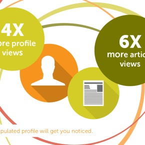 Three easy ways to maximise your researchprofile